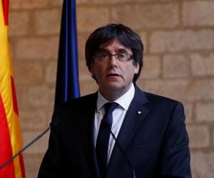 فتنة بوتشيمون تمزق قلب إسبانيا .. البرلمان يستعد والرئيس يرفض تنصيبه على كاتالونيا