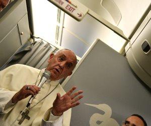بابا الفاتيكان: العالم في انتظار الحرب النووية