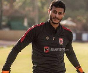 الشناوي طِمع: أتمني المشاركة مع المنتخب في كأس العالم