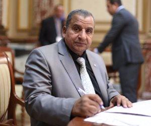 النائب عبد الحميد كمال يطالب بضرورة العمل على تطبيق نظام الضريبة التصاعدية