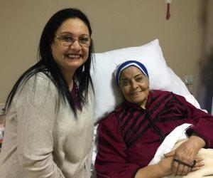 مديحة يسري عن منحها الدكتوراة الفخرية: أتولدت من جديد