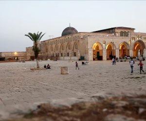 100 مستوطن إسرائيلى يقتحمون الأقصى في حراسة قوات الاحتلال