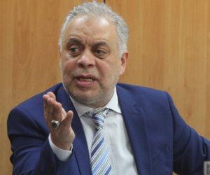 الفنان أشرف زكي نائبا لرئيس أكاديمية الفنون