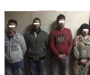 المتهمين بالسطو على شقة دبوماسي بسفارة دولة أجنبية يرشدون عن المسروقات