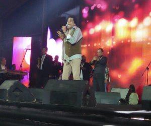 محمد منير يحيي احتفالية منتدى إفريقيا 2017 بشرم الشيخ (صور)