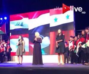"""""""صباح ON"""" يعرض تقريرا عن تخصيص احتفالية لطلاب مدرسة دولية عن القدس (فيديو)"""