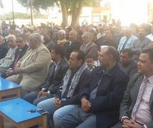"""""""من أجل مصر """" تدشن مبادرة"""" شتاء بلا برد """" لتوزيع البطاطين على الفقراء ومحدودى الدخل"""