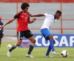 منتخب الشباب يفقد مرموش أمام السنغال فى التصفيات المؤهلة لأمم أفريقيا