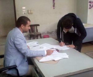 إقبال متوسط على انتخابات اتحاد طلاب جامعة المنيا