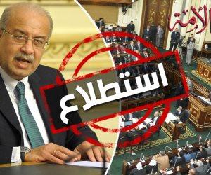 الوزراء في الميزان.. أول تقييم واستطلاع رأي من مجلس النواب (ملف جرافيكي)