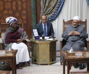 المنظمة الدولية للفرنكوفونية تشيد بدور الأزهر في نشر وسطية الإسلام
