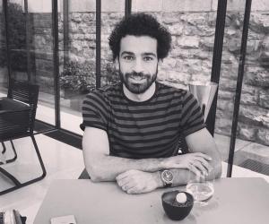 """أبو ريدة يبلغ أسرة محمد صلاح بحسمه لـ""""الكرة الذهبية"""""""