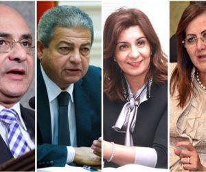 صوت الأمة تستطلع رأي النواب في الحكومة.. وزراء الرشاقة السياسية والدبلوماسية يتصدرون
