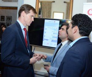 """السفارة البريطانية تطلق حملة """"زيي زيك"""" لدعم ذوي الاحتياجات الخاصة (صور)"""