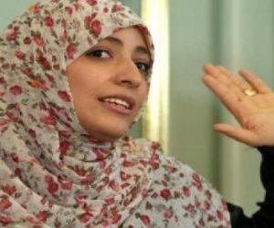 هكذا فضحت توكل كرمان علاقاتها بالحوثيين