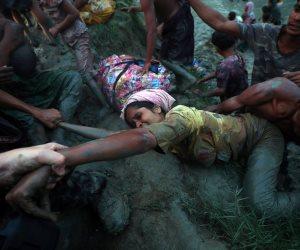 خبير بالأمم المتحدة : استخدام سياسة التجويع لإجبار مسلمى الروهينجا على الخروج