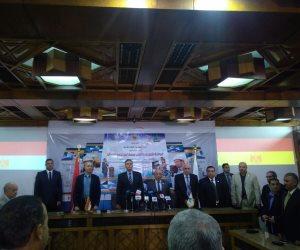 بدء مراسم توقيع بروتوكول كود الاتاحة لذوي الإعاقة بوسائل النقل بالسلام الوطني (صور)