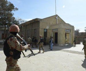 """مصرع وإصابة 38 شخصا في هجوم انتحاري لـ """"داعش"""" على كنيسة في باكستان"""