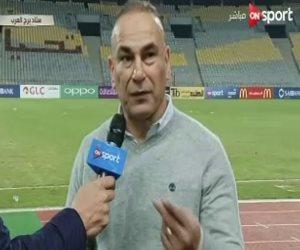 إبراهيم حسن: المصري يتحدى إمكانات القطبين