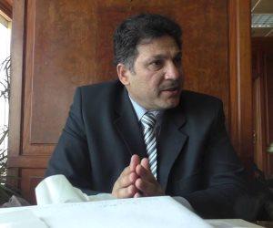 تكريم وزير الري الأسبق في الحفل الختامي لليوبيل الماسي لجامعة الإسكندرية