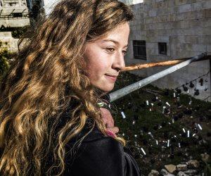 الاحتلال يمدد اعتقال عهد التميمي 4 أيام