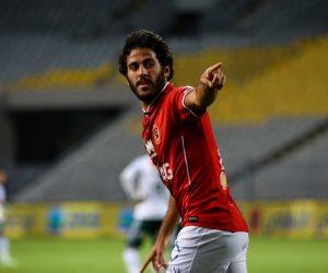 مروان محسن يضيف الهدف الثانى للأهلي أمام بتروجت (فيديو)