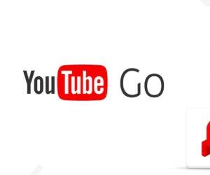 تطبيق YouTube Go يصل إلى 10 مليون تنزيل في بلدين فقط