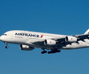 تسرب الوقود يجبر طائرة أير فرانس بالهبوط الإضطرارى بمطار اسونسيون الدولى