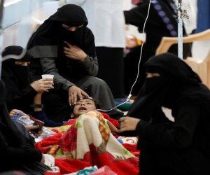"""الصليب الأحمر: مليون حالة اشتباه بـ""""الكوليرا """" في اليمن"""