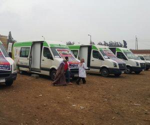 «العربية لطب الجنين» تنظم قافلة طبية بمورتيانيا