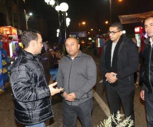 """محافظ المنوفية يعفي شباب مشروع """"شارع مصر"""" من الإيجار لمدة 6 شهور"""