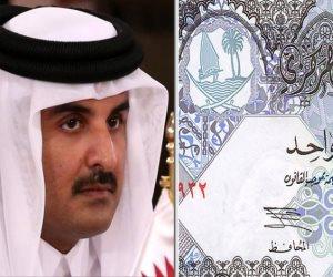 """""""خربها وقعد على تلها"""".. تميم يقترض 47 مليار ريال بعد تسجيل قطر أول عجز بالموازنة"""