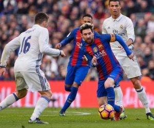 75 دقيقة.. ميسي وسواريز يؤدبان ريال مدريد في كلاسيكو الأرض (فيديو وصور)