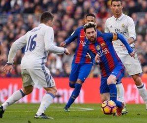كلاسيكو الأرض.. برشلونة يؤدب الريال بثلاثية في ليلة الفوز الأول لفالفيردي (فيديو وصور)