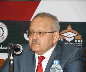 """للإعلان عن مشروعات جامعة القاهرة.. """"الخشت"""" يعقد مؤتمرا صحفيًا الخميس"""