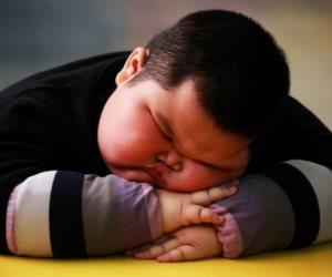 سمنة الأطفال المفرطة قد تؤدي إلي تلف الكبد عند الوصول لسن الثامنة