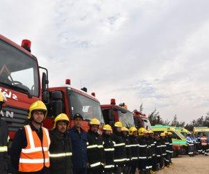 الدولة تواجه السيول بـ 10 ماكينات شفط ومعدات رفع ولنشات بالمحافظات (صور)