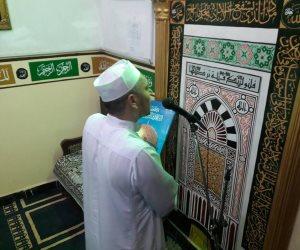 """""""ميكروفونات المساجد"""".. الشعراوي وصفها بالنقمة والإفتاء حرمتها"""