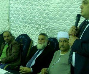 أعضاء لجنة الزراعة بالبرلمان يعقدون لقاء موسعاً بمزارعي بنى سويف (صور)