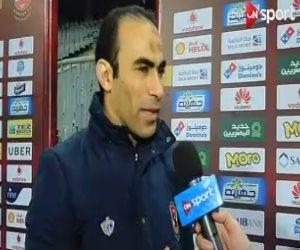 سيد عبد الحفيظ: لم نحسم مصير متعب والأهلى يمتلك أفضل اللاعبين