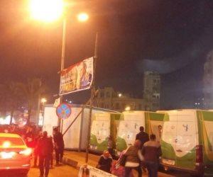 إقبال كثيف على القوافل الطبية لحملة علشان تبنيها بالسيدة زينب (صور)