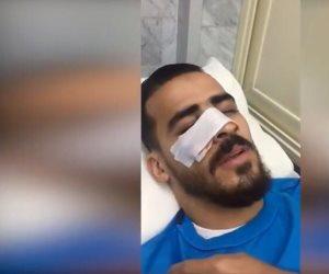 """عمرو موسى لـ""""ON Sport"""": أتمنى اللحاق بمباراة السوبر أمام الأهلي (فيديو)"""