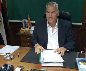 مدير أمن أسيوط: تأمين مداخل ومخارج الكنائس ونشر أقوال أمنية بشوارع المحافظة