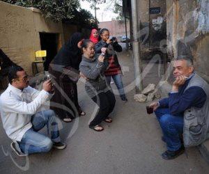 رابطة المصورين الصحفيين تكرم صلاح الرشيدي