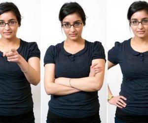 نظرة وابتسامة  .  . تعامل مع لغة الجسد بخمسة طرق حتى يثق بك الآخرون