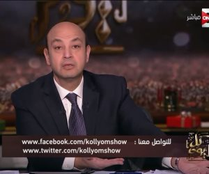 """عمرو أديب: """"خيرى رمضان طول عمره بيحب الشرطة واعتذر وأرجو الداخلية استدراك الأمر"""""""