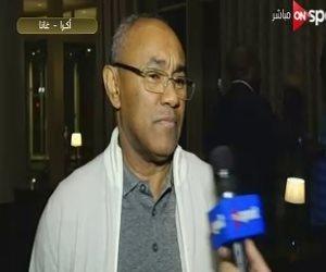 """الجمعة.. أحمد أحمد ضيف رئيس الاتحادات الإفريقية """"الأوكسا"""" بحضور هاني أبو ريدة"""