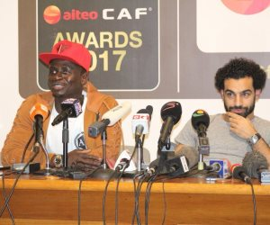 بث مباشر.. محمد صلاح يقترب من جائزة أفضل لاعب في إفريقيا