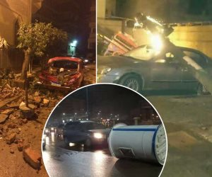 لما الشتاء يدق البيبان في الإسكندرية.. يعمل أكتر من كده (صور)