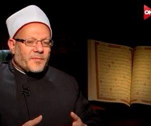 المفتي: الله هنأ المسيح بمولده فى القرآن